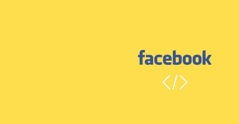Pixel de Facebook actualizado