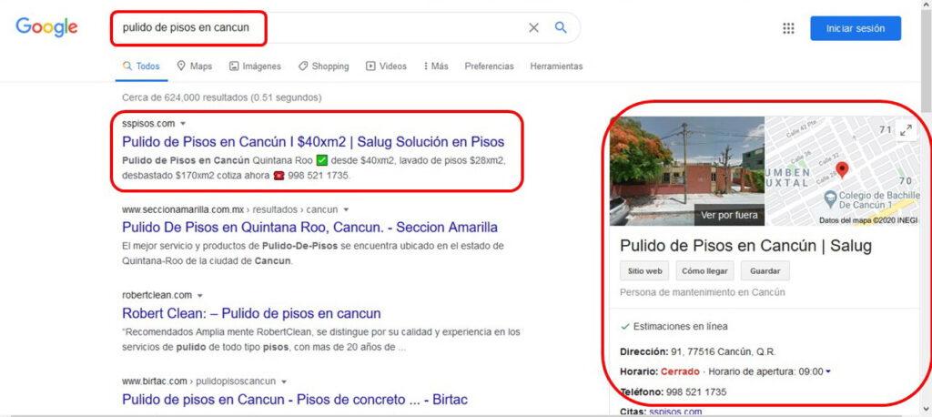Cómo promocionar mi negocio local en Google